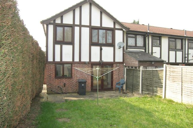 Thumbnail Semi-detached house to rent in Linnet Close, Spondon, Derby
