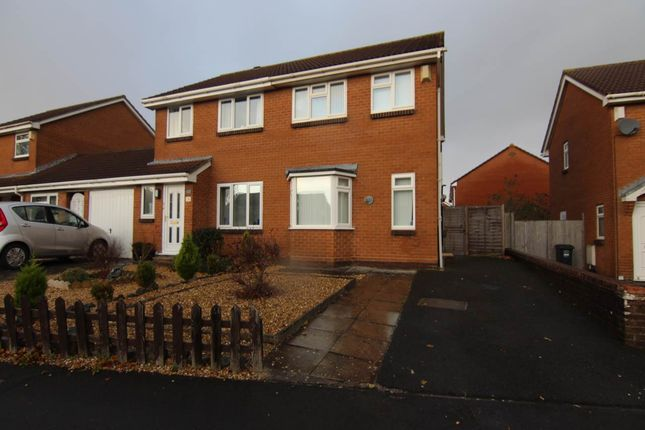 Thumbnail Property to rent in York Close, North Worle, Weston-Super-Mare
