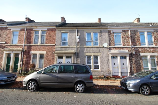 Thumbnail Terraced house for sale in Beaconsfield Street, Newcastle Upon Tyne