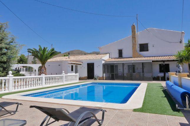 Thumbnail Villa for sale in Barbaroja, Hondón De Los Frailes, Alicante, Valencia, Spain