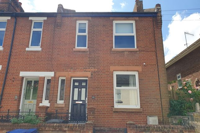 Thumbnail Terraced house to rent in Prospect Place, Canterbury