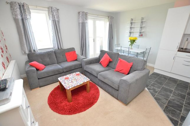 Lounge Area of Whitelake Place, West Golds Way, Newton Abbot, Devon TQ12