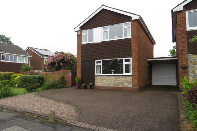 Thumbnail Detached house for sale in Daffodil Place, Walsall