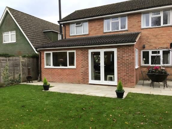 4 bed detached house for sale in Horndean, Waterlooville, Hampshire