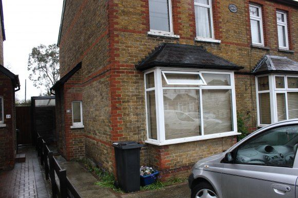Thumbnail Shared accommodation to rent in Lower Court Road, Epsom, Surrey