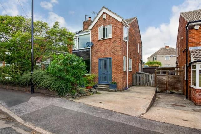 Thumbnail Semi-detached house for sale in Sunnyvale Road, Sheffield, South Yorkshire