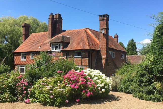 Thumbnail Detached house for sale in Horsham Road, Capel, Dorking, Surrey