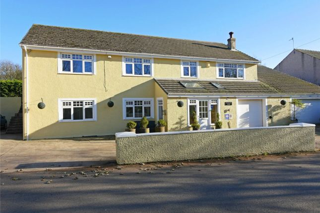 Thumbnail Detached house for sale in Grovewood House, Sandwith, Whitehaven, Cumbria