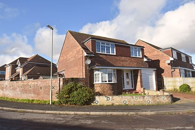 Detached house for sale in Apple Way, Old Basing, Basingstoke