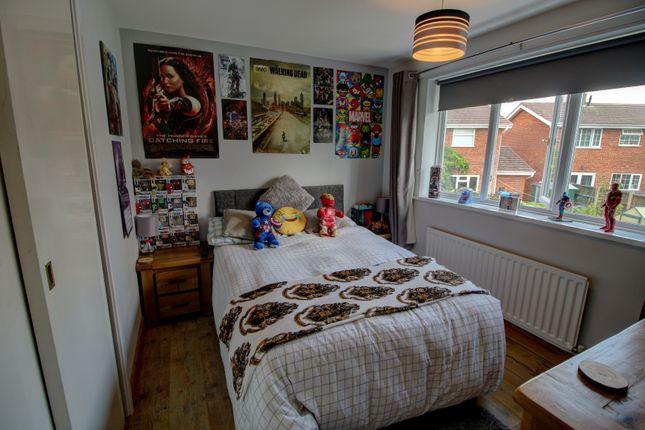 Bedroom Two of Dunster Grove, Perton, Wolverhampton WV6