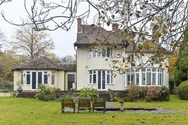 Thumbnail Detached house for sale in Jack Straws Lane, Headington, Oxford