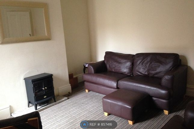 Living Room of Ward Street, Derby DE22