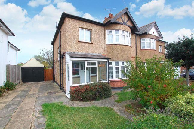 Thumbnail Semi-detached house for sale in Bridgefield Road, Whitstable