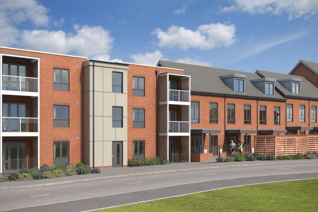 Thumbnail Flat for sale in Fullwell Avenue, Clayhall