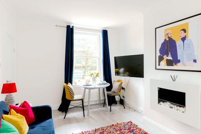 Thumbnail Flat to rent in Milton Road, London