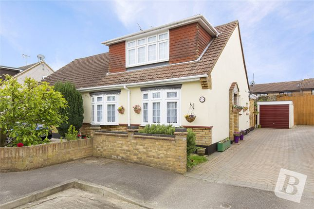 Thumbnail Semi-detached house for sale in Meesons Mead, Rochford, Essex