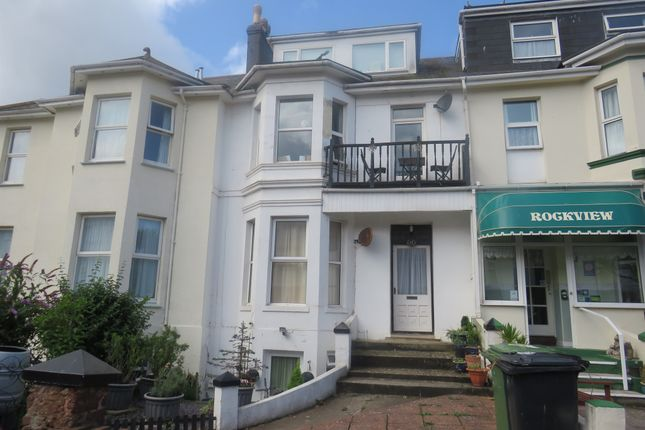Thumbnail Flat for sale in Queens Road, Paignton