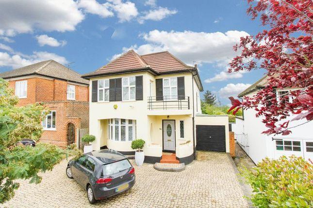 Thumbnail Detached house for sale in Stradbroke Grove, Buckhurst Hill