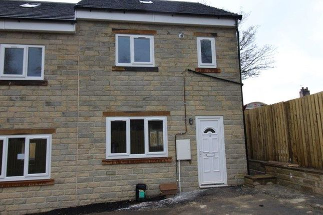 Thumbnail Terraced house to rent in Harbans Close, Halifax