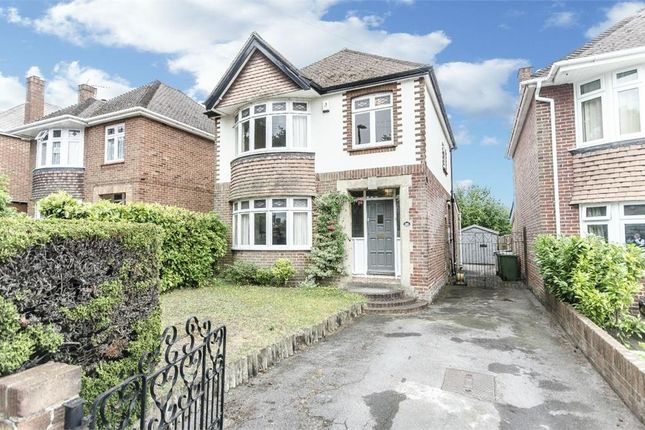 Thumbnail Detached house for sale in Upper Deacon Road, Bitterne, Southampton