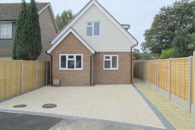 Thumbnail Detached house for sale in Countisbury Close, Aldwick, Bognor Regis, West Sussex