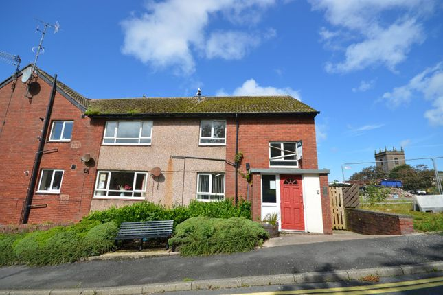 Thumbnail Flat for sale in Scotch Street, Whitehaven, Cumbria