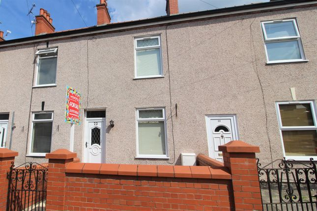 df87fedf748b 2 bed terraced house for sale in Albert Street, Wrexham LL13 - Zoopla