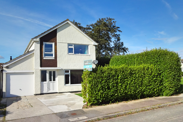 Thumbnail Detached house for sale in Glyn Way, Threemilestone, Truro