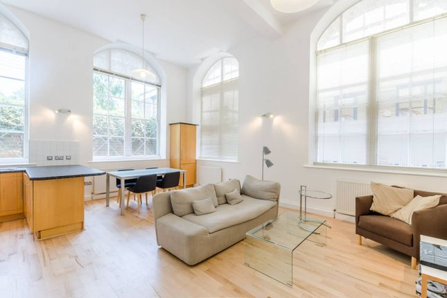 Thumbnail Flat to rent in Chequer Street, Old Street, London