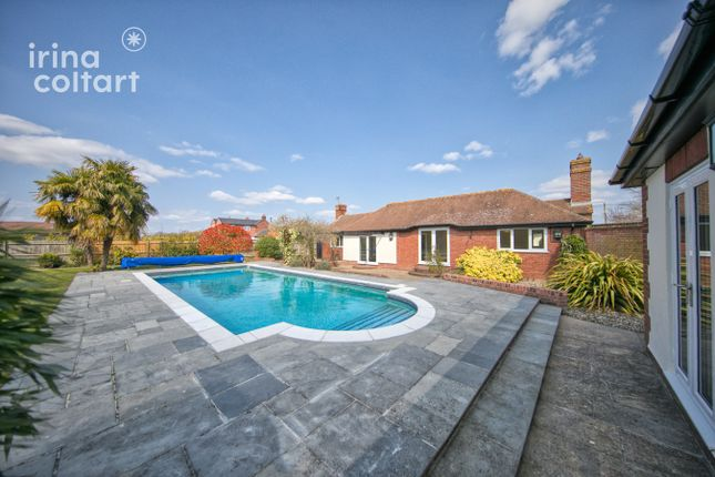 Detached bungalow for sale in Great Tey Road, Little Tey, Colchester