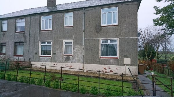 Thumbnail Flat for sale in Garnock Street, Dalry