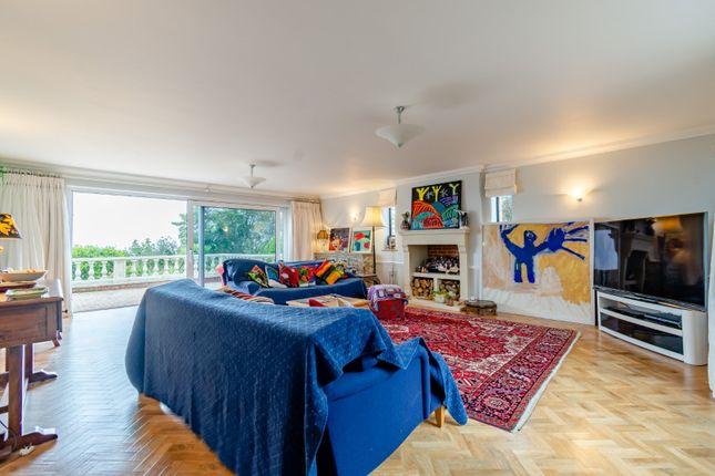 Sitting Room of Roedean Crescent, Brighton, East Sussex BN2