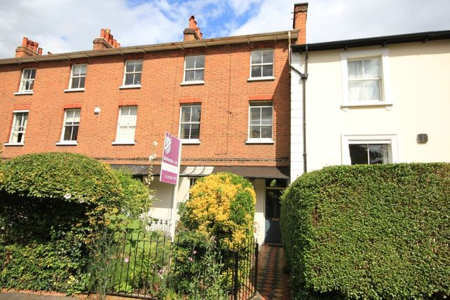 Thumbnail Town house for sale in Jesse Terrace, Reading