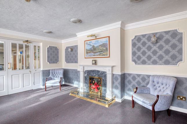 Communal Area of Rowan Court, Worcester Road, Droitwich WR9