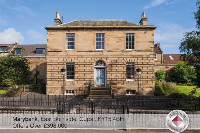Thumbnail Detached house for sale in Marybank, East Burnside, Cupar, Fife