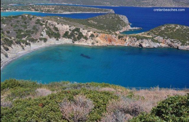 Istro Beach of Three Stunning Villas For Sale In Crete, Greece., Agios Nikoloas, Greece