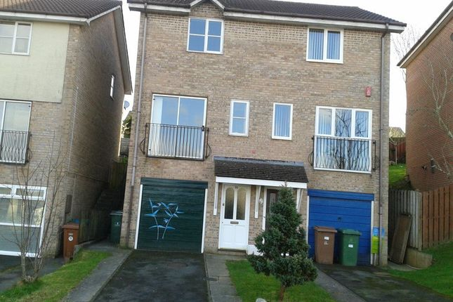Thumbnail Property to rent in Prestonbury Close, Plymouth