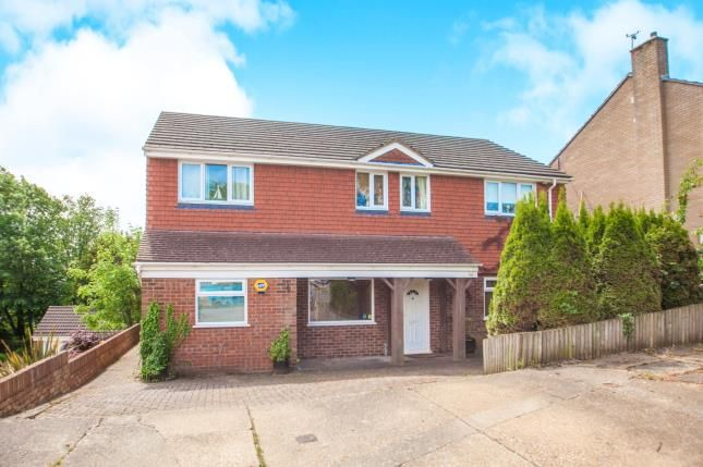 Thumbnail Detached house for sale in Moorfield, Canterbury, Kent, Uk