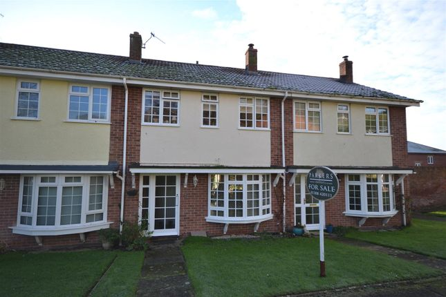 Thumbnail Terraced house for sale in Park Road, Bridport