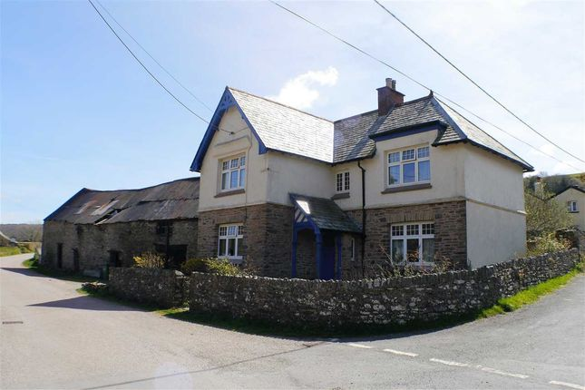 Thumbnail Detached house for sale in Brendon, Lynton