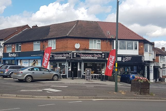Thumbnail Restaurant/cafe to let in School Road, Yardley Wood, Birmingham