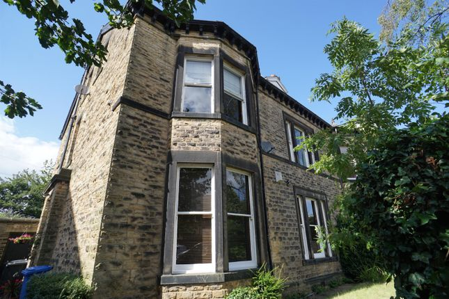 Thumbnail Flat to rent in Severn Road, Broomhill, Sheffield