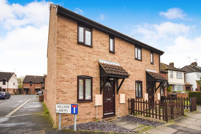 Thumbnail Semi-detached house for sale in Hillside Mews, Chelmsford