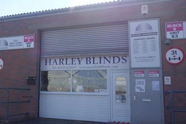 Retail premises for sale in Blind Manufacturer & Installer NG19, Nottinghamshire
