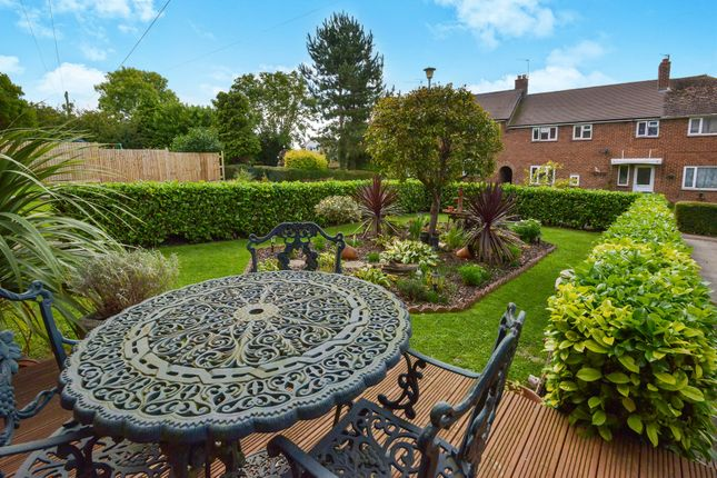 Thumbnail Terraced house for sale in Perry Lane, Sherington, Newport Pagnell