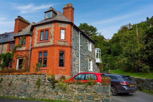 Thumbnail Semi-detached house for sale in Llanaber Road, Barmouth, Gwynedd