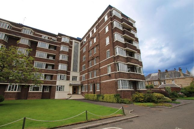 Thumbnail Flat to rent in Kelvin Court, Glasgow