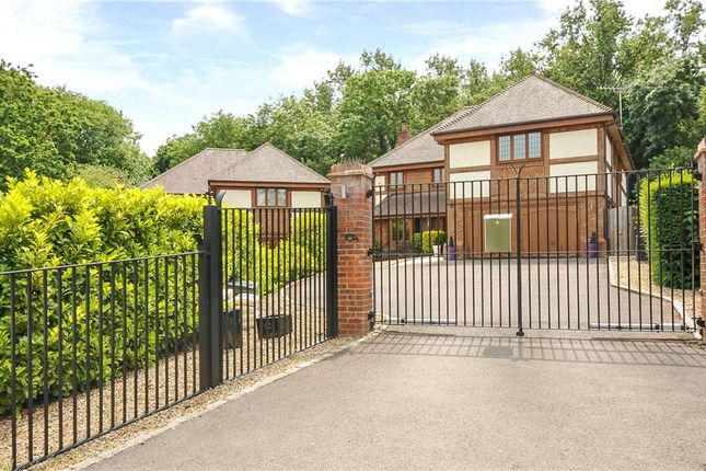 Thumbnail Detached house for sale in Pelling Hill, Old Windsor, Windsor