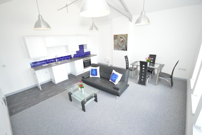 Thumbnail Flat to rent in The Smithfield, Lower Bethesda Street, Hanley City Centre