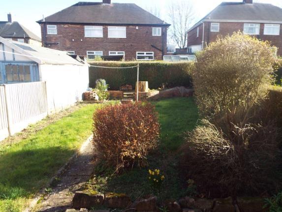 Garden of Barwell Drive, Strelley, Nottingham NG8
